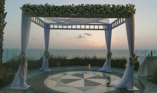 חתונה על הים – כן? ברור שכן!