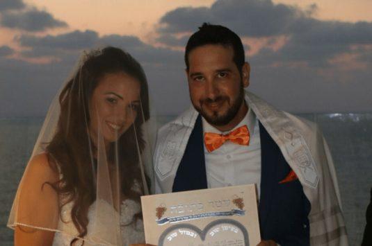 חתונה ממבט שני: רלי ואלדד נישאים