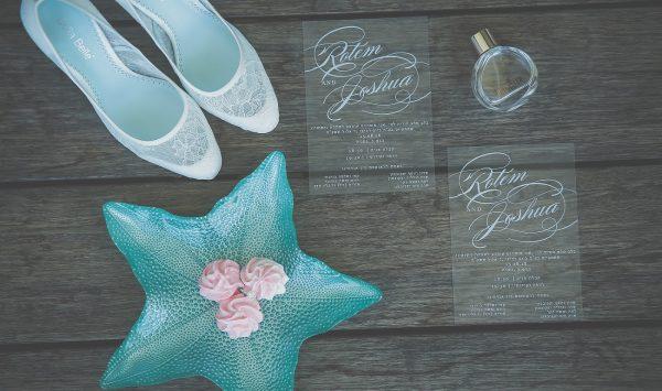 מול הים משלב ההצעה עד לחתונה
