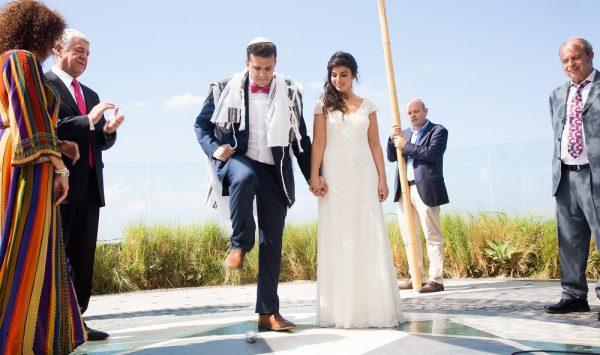 אהבה גורלית: סיפור החתונה של גבריאלה ואריה