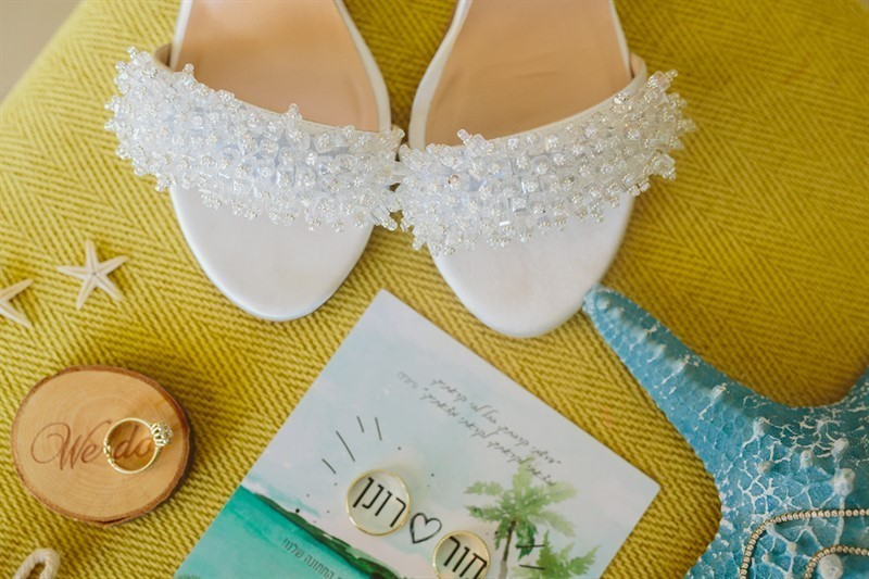 591 - הזמנה לחתנוה בהשראת הים