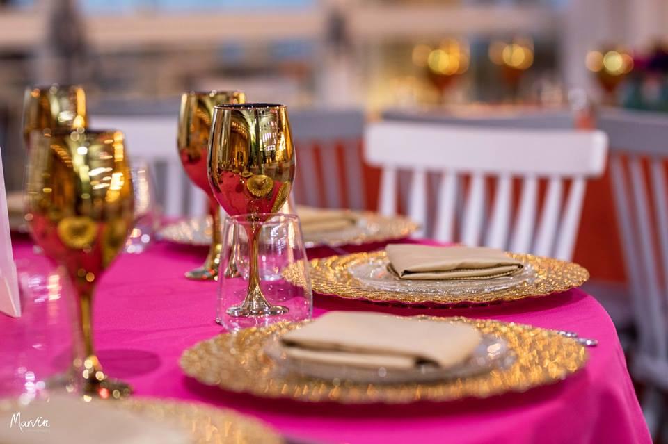 חינה מרוקאית ב-5.91 - כלי שולחן מזהב - רות ובנימין