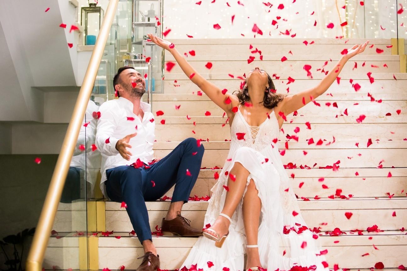 חתונה ממבט ראשון- 591