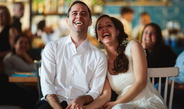מקודשים: החתונה של שירה ועומר
