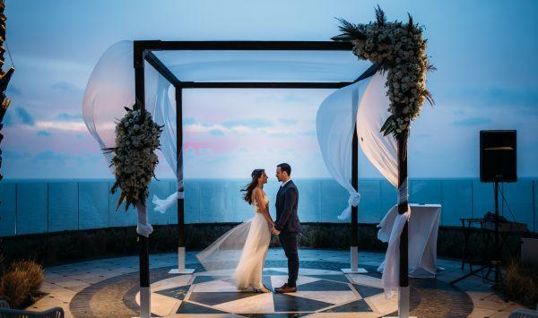 זה הכל בשבילם: החתונה של אוריה ושי