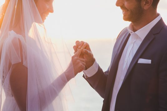 מקום מושלם באמצע: החתונה של שחר ומתן