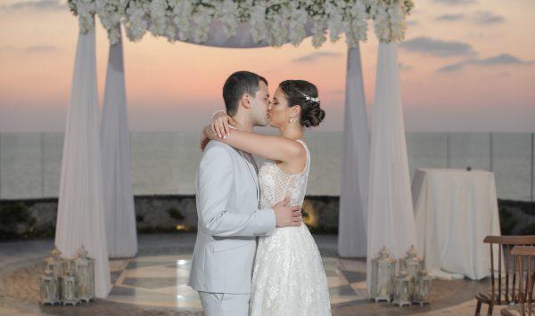 גוד ווייבס בלבד: החתונה של נופר ועדן